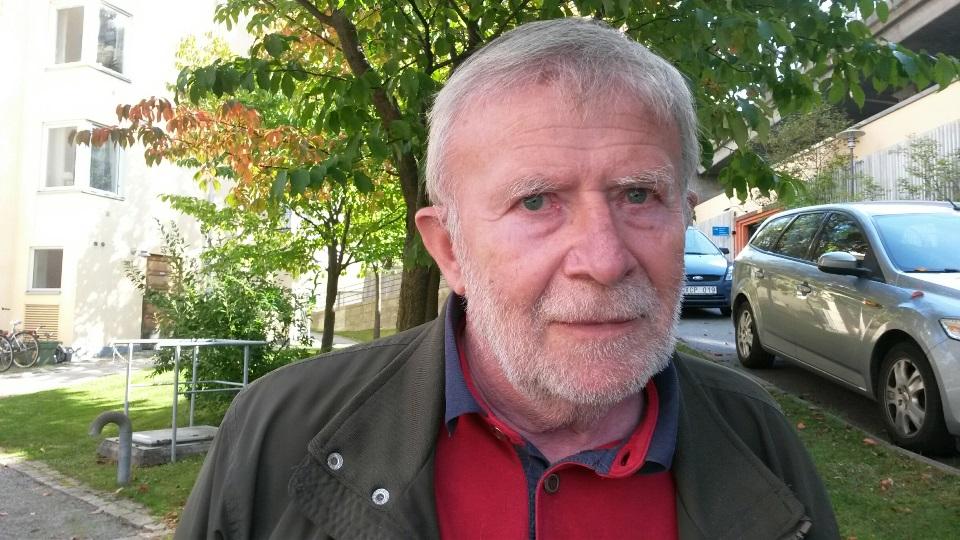 2015 års Intrapristagare Mårten Söder