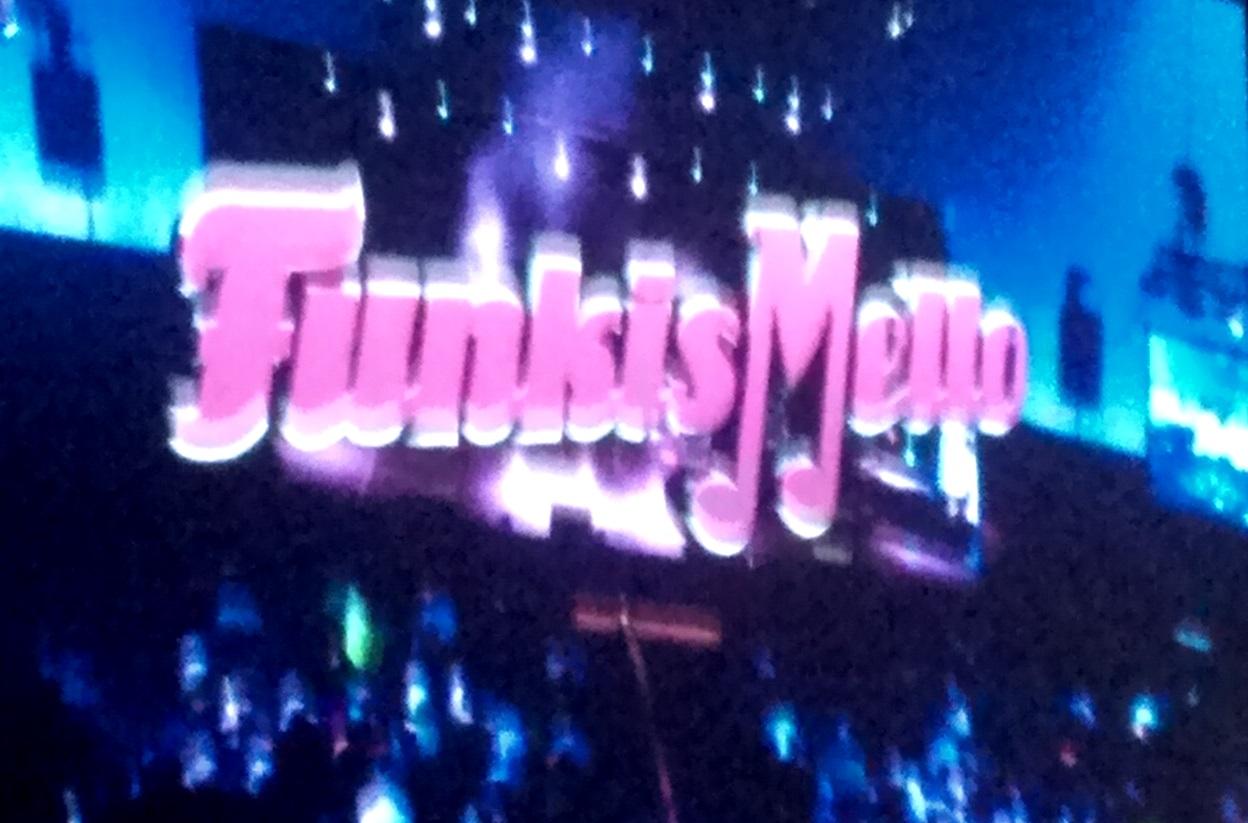 FUB Funkismello Arena Halmstad