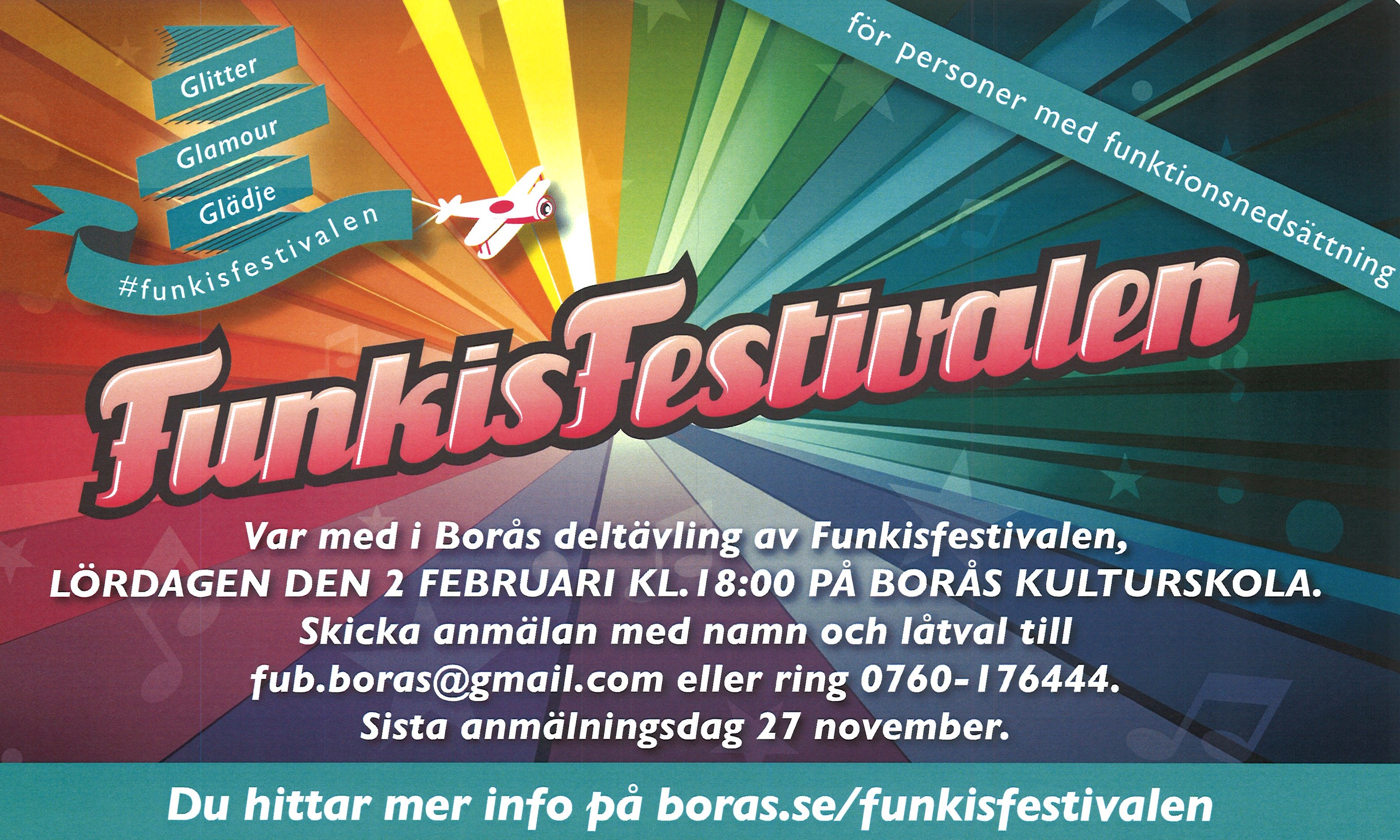 funkisfestivalen Borås