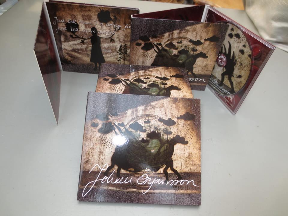 CD med Johan Örjansson