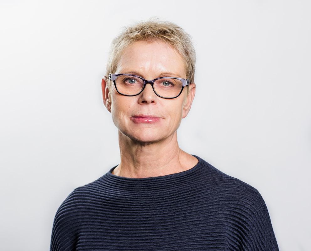 förbundsstyrelseledamot Elisabeth Ingvarsson 2018 Fotograf: Linnea Bengtsson
