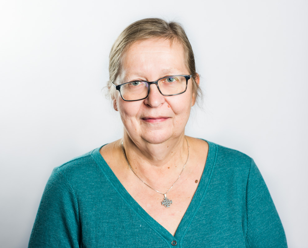 förbundsstyrelseledamot Elisabeth Sandlund 2018 Fotograf: Linnea Bengtsson