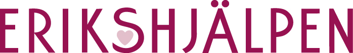 Erikshjälpens logotyp