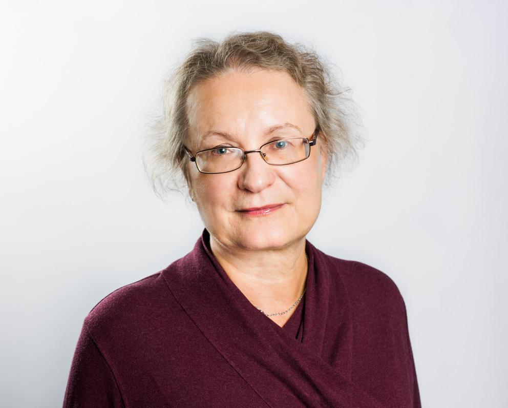 intressepolitisk samordnare Riksförbundet FUB Eva Borgström 2018 Fotograf: Linnea Bengtsson