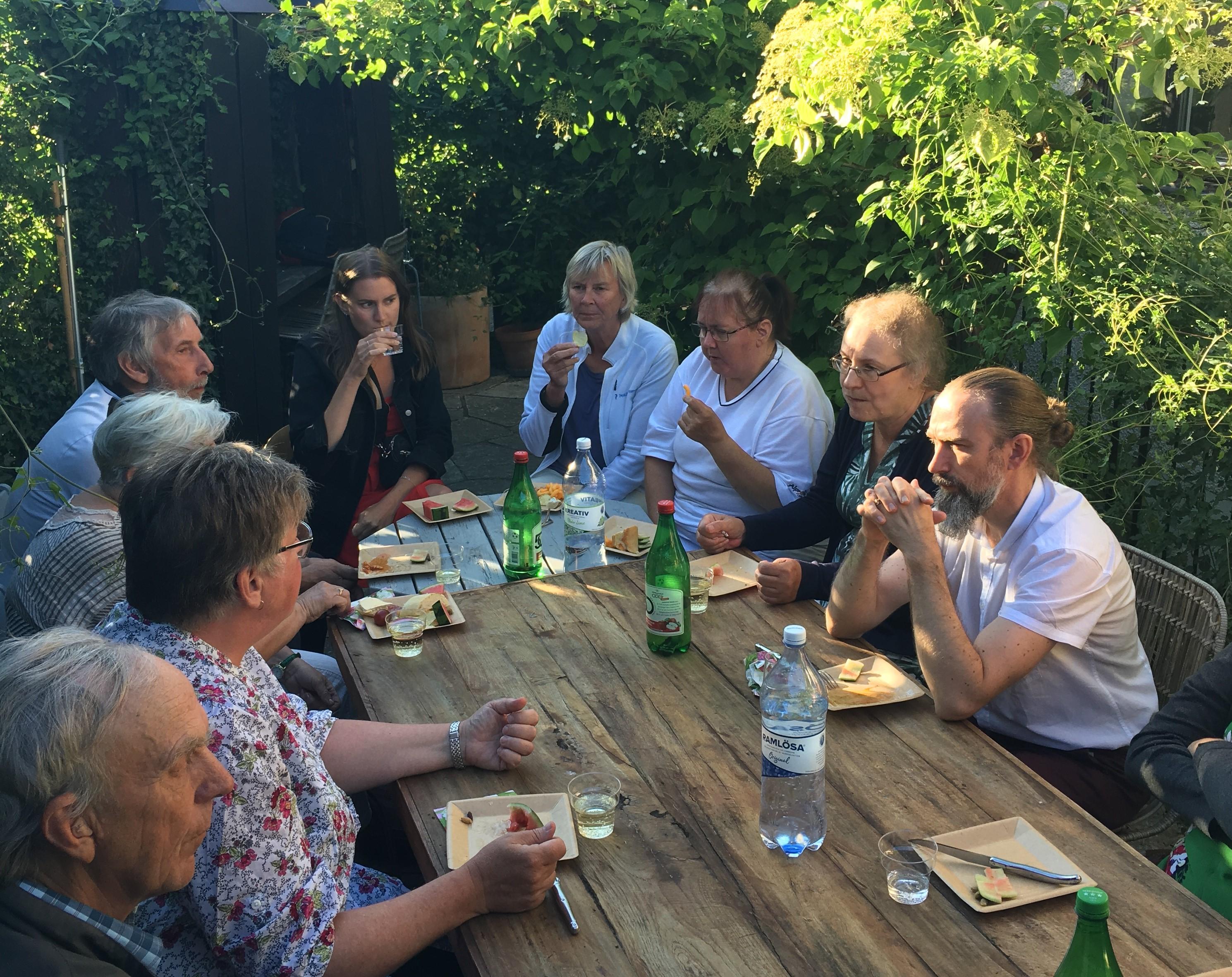 Riksförbundet träffade FUB Gotland