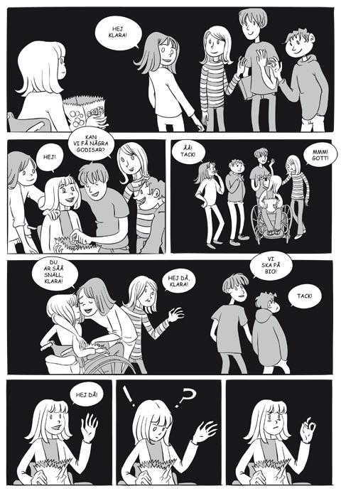 Serie om kompisar