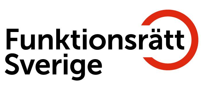 Funktionsrätt Sveriges logotyp
