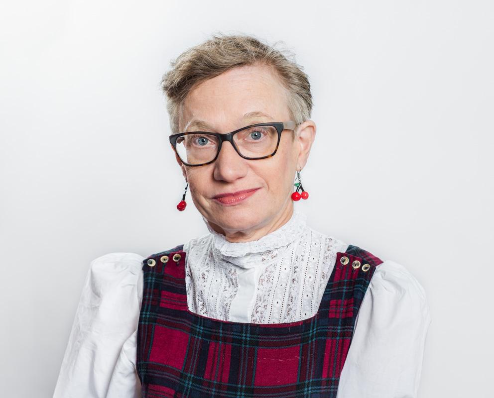 administratör Gabriella Stockman 2018 Fotograf: Linnea Bengtsson