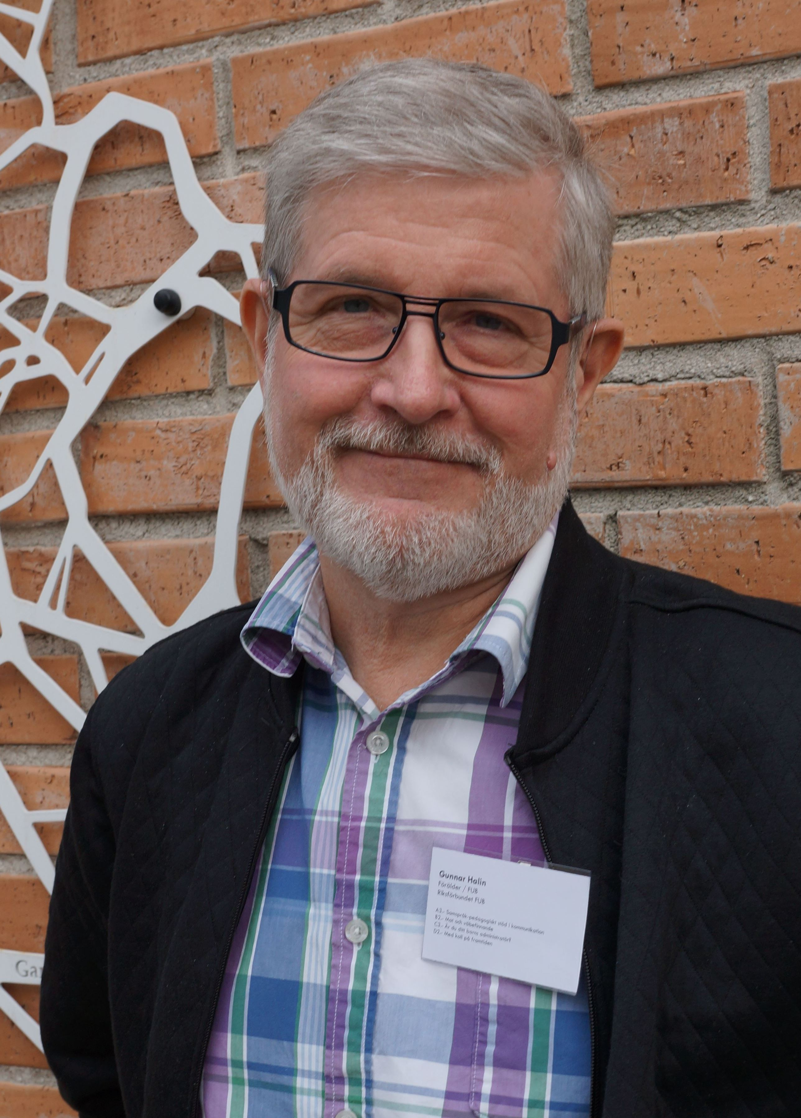 Gunnar Halin