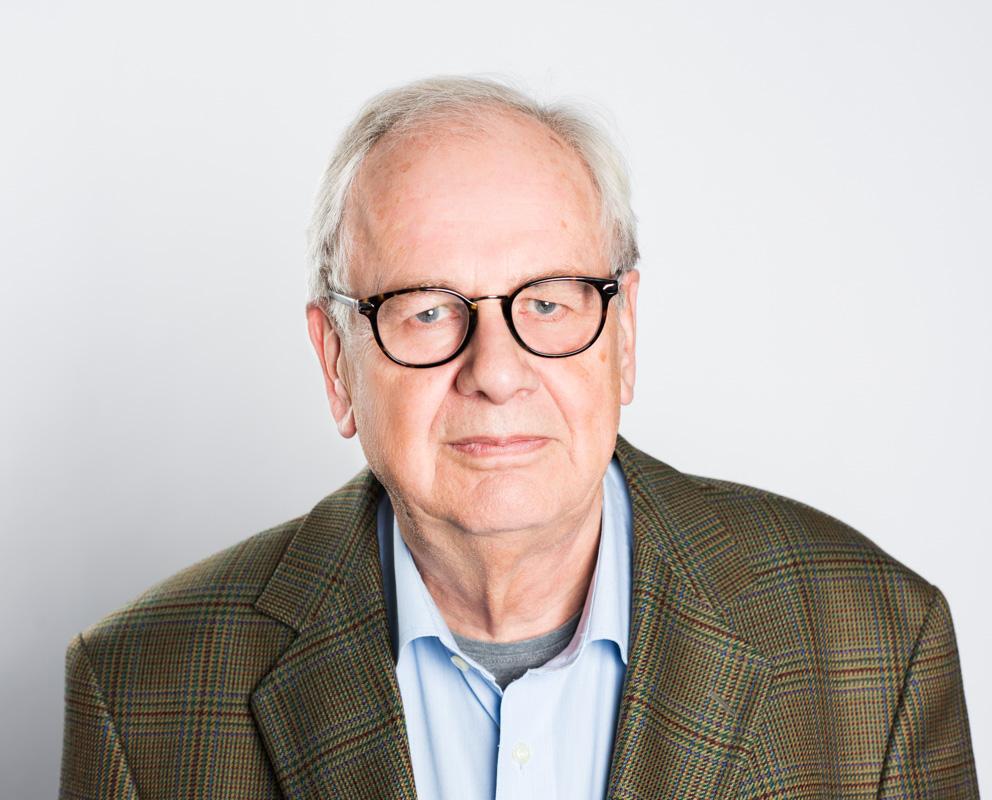 FUB:s förbundsordförande Harald Strand Fotograf: Linnea Bengtsson