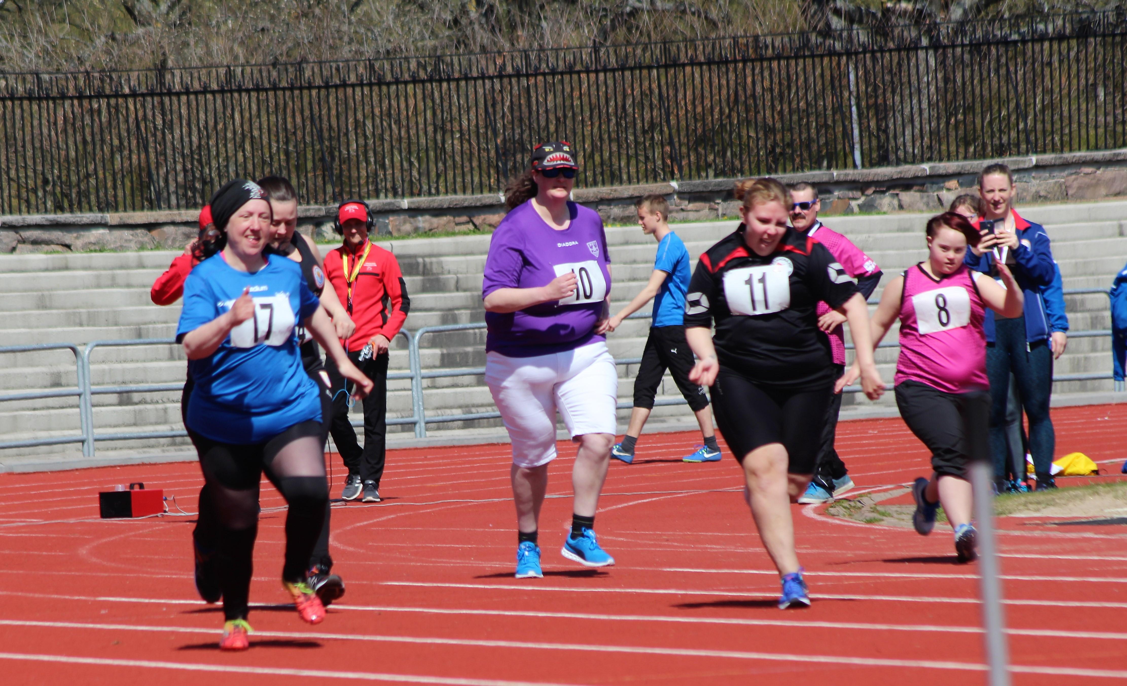 Emma springer 100 m