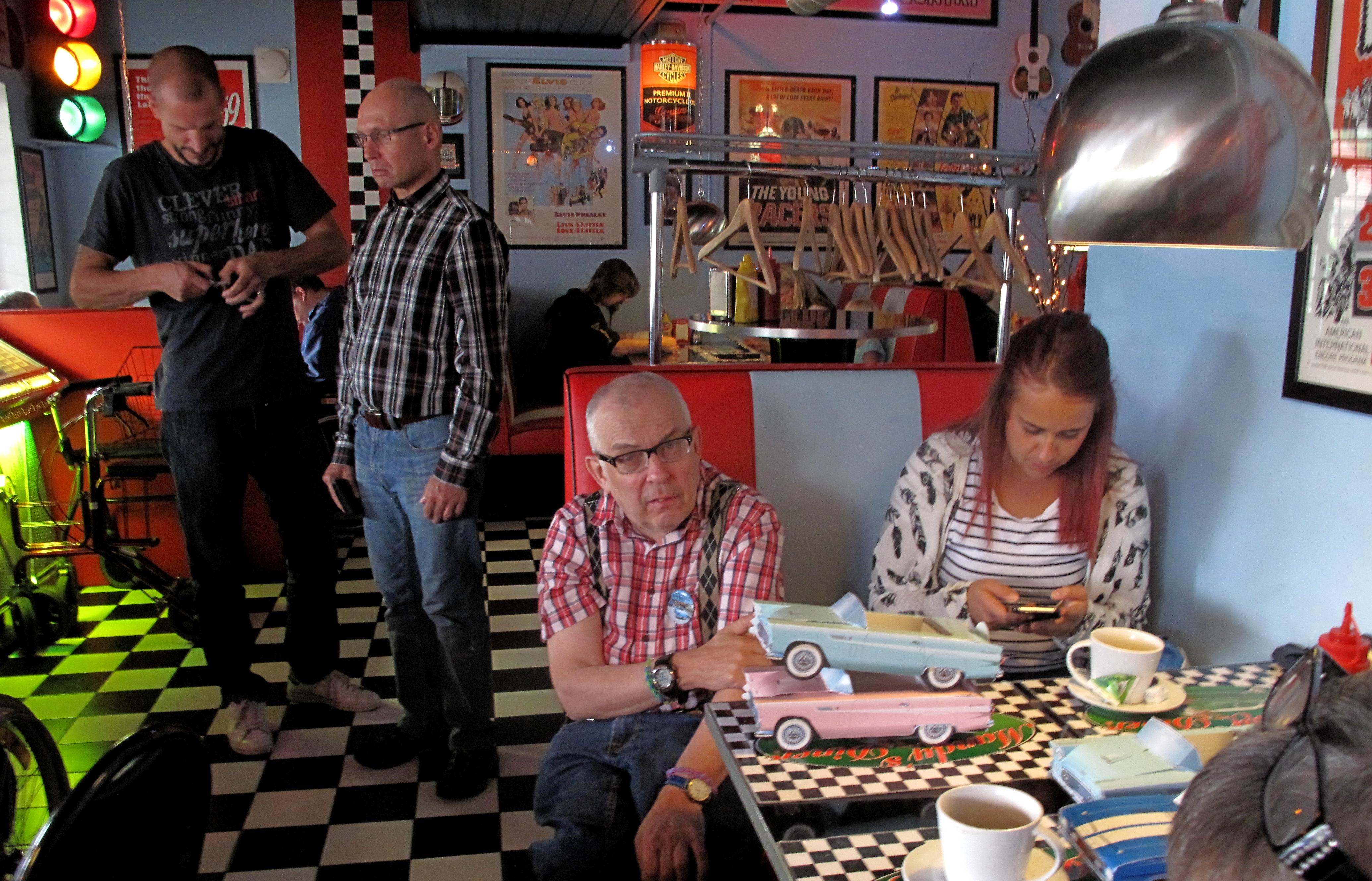 Restaurangbesök