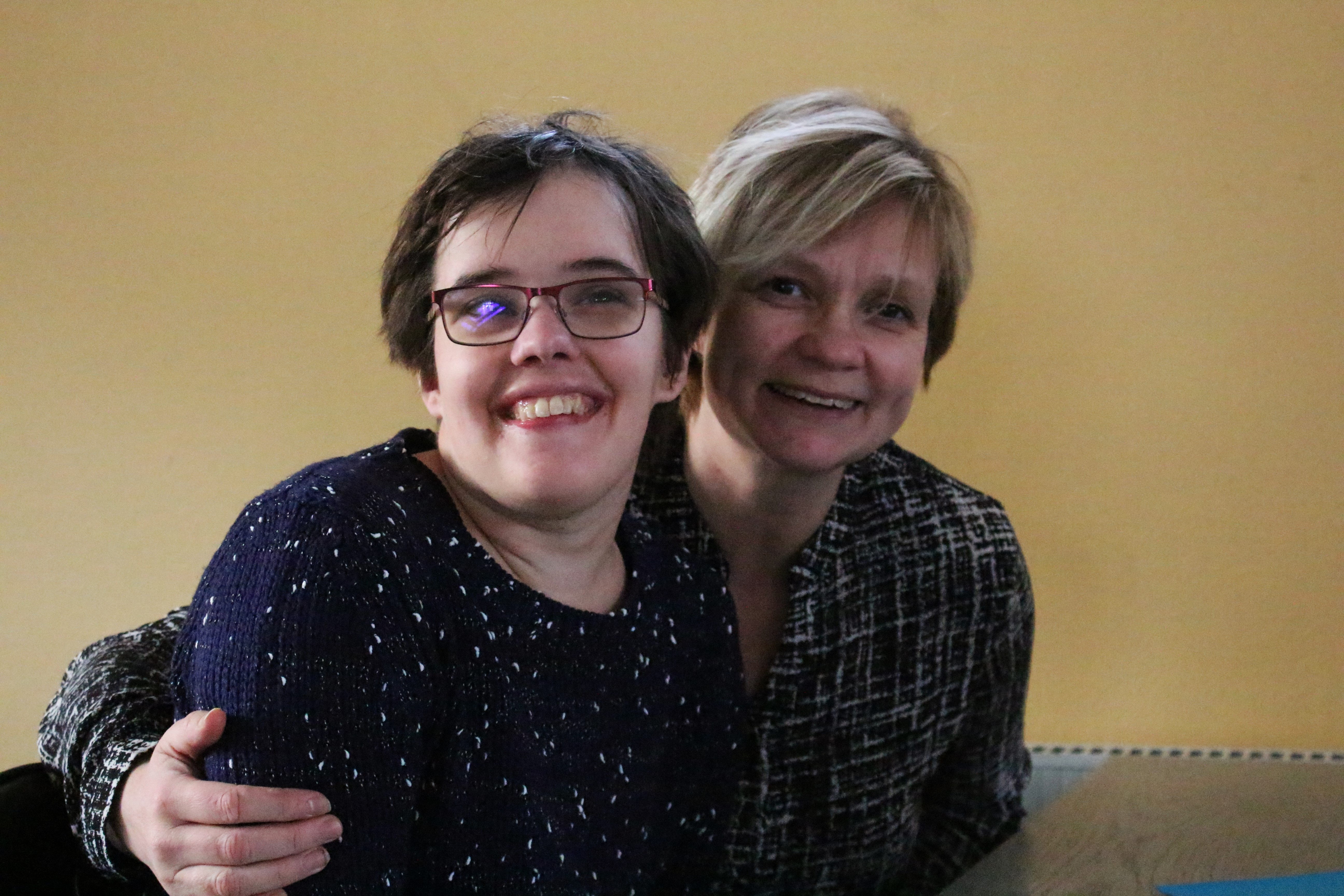 Paulina och Anette