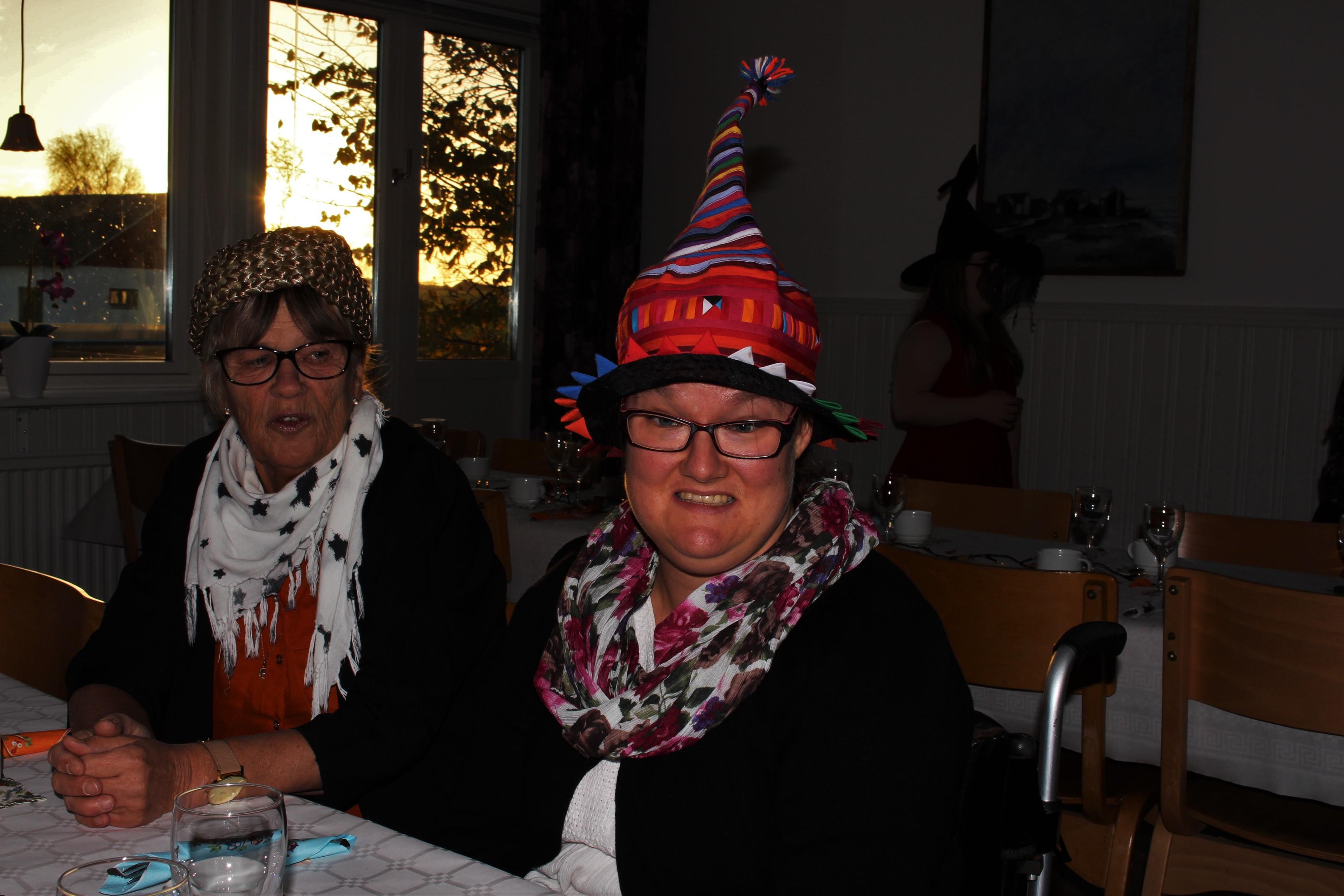 Marianne och Amy
