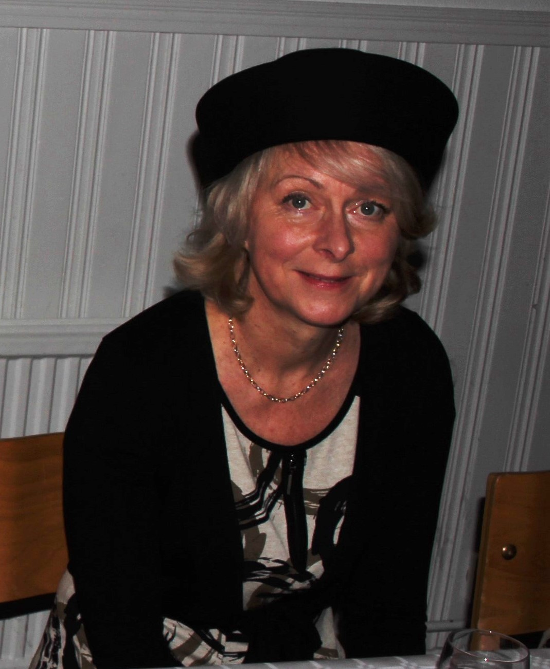 Karin ordförande i Falkenbergs FUB