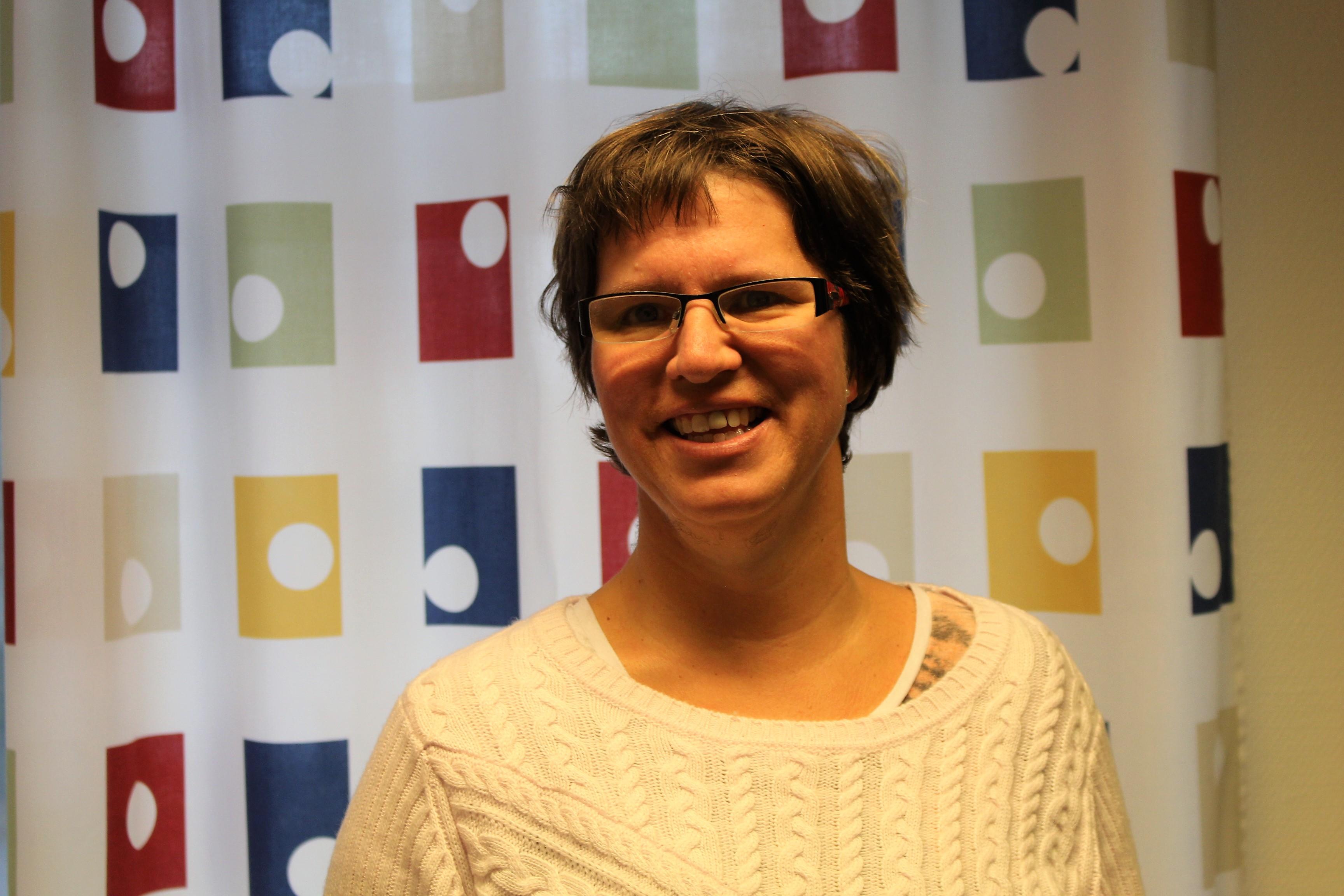Jessica Hansson vice sekreterare