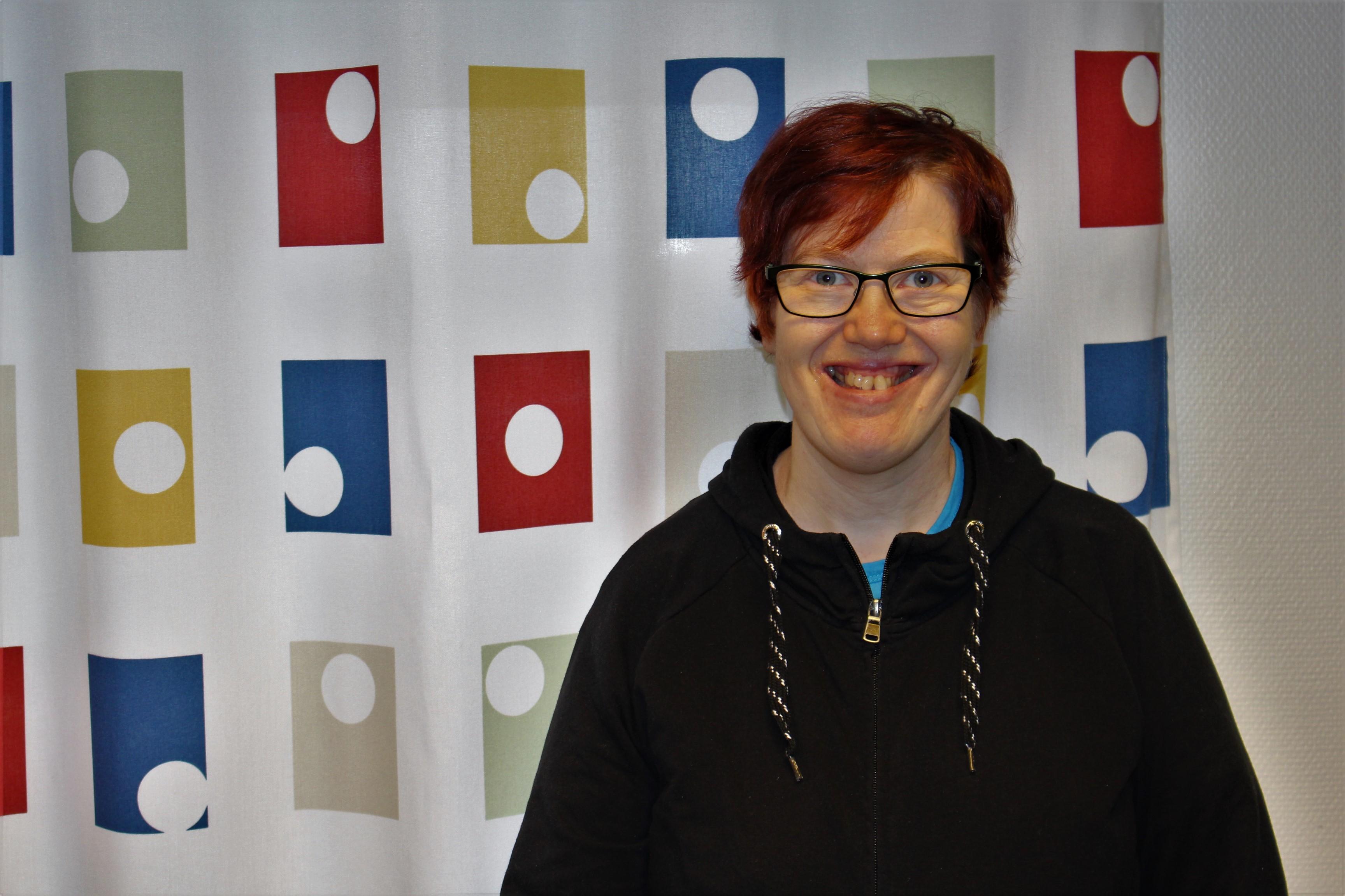 Ordförande Gunilla Karlsson