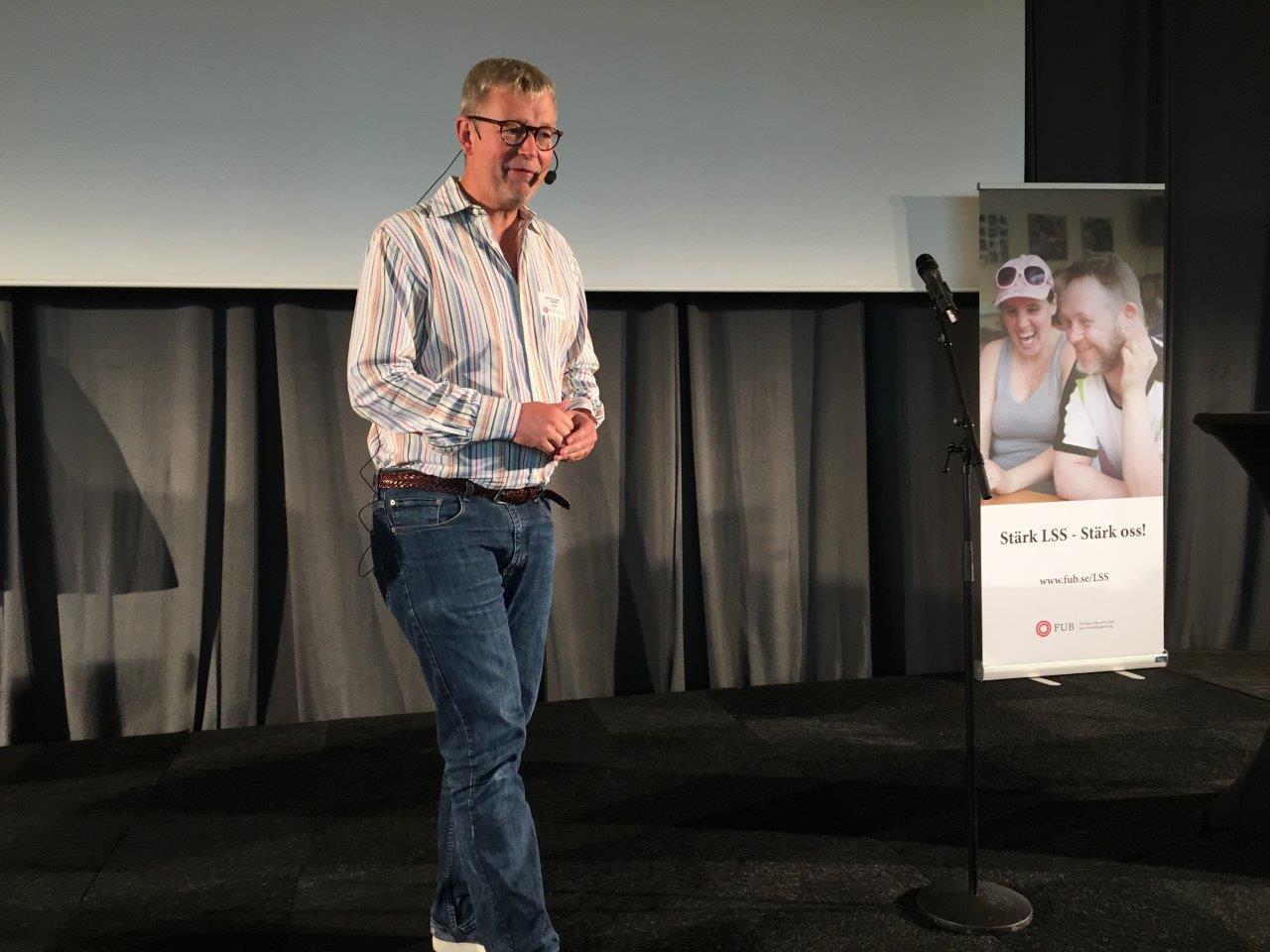 Intradagarna 2017 Egon Rommedahl
