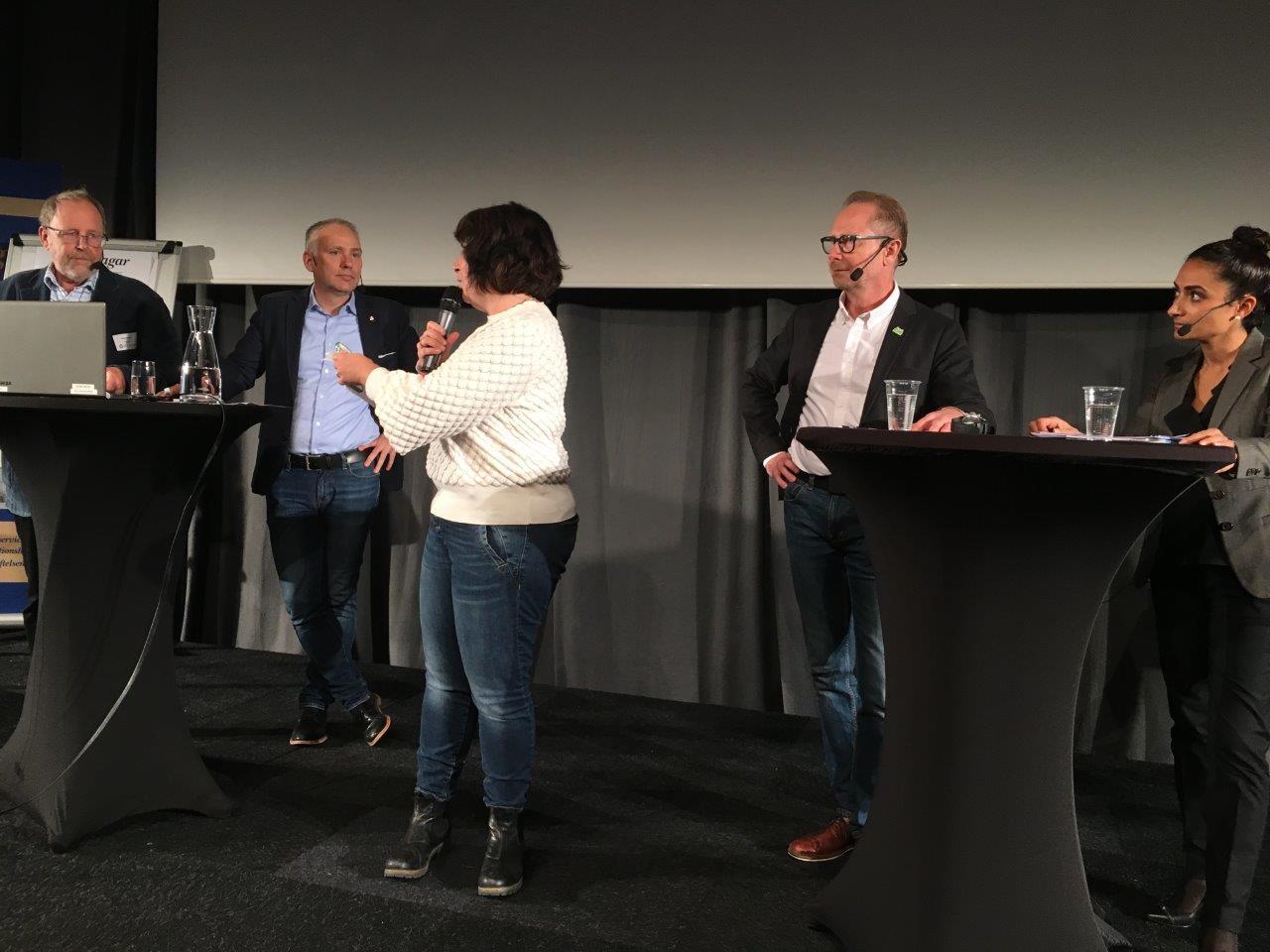 Intradagarna 2017 paneldebatt