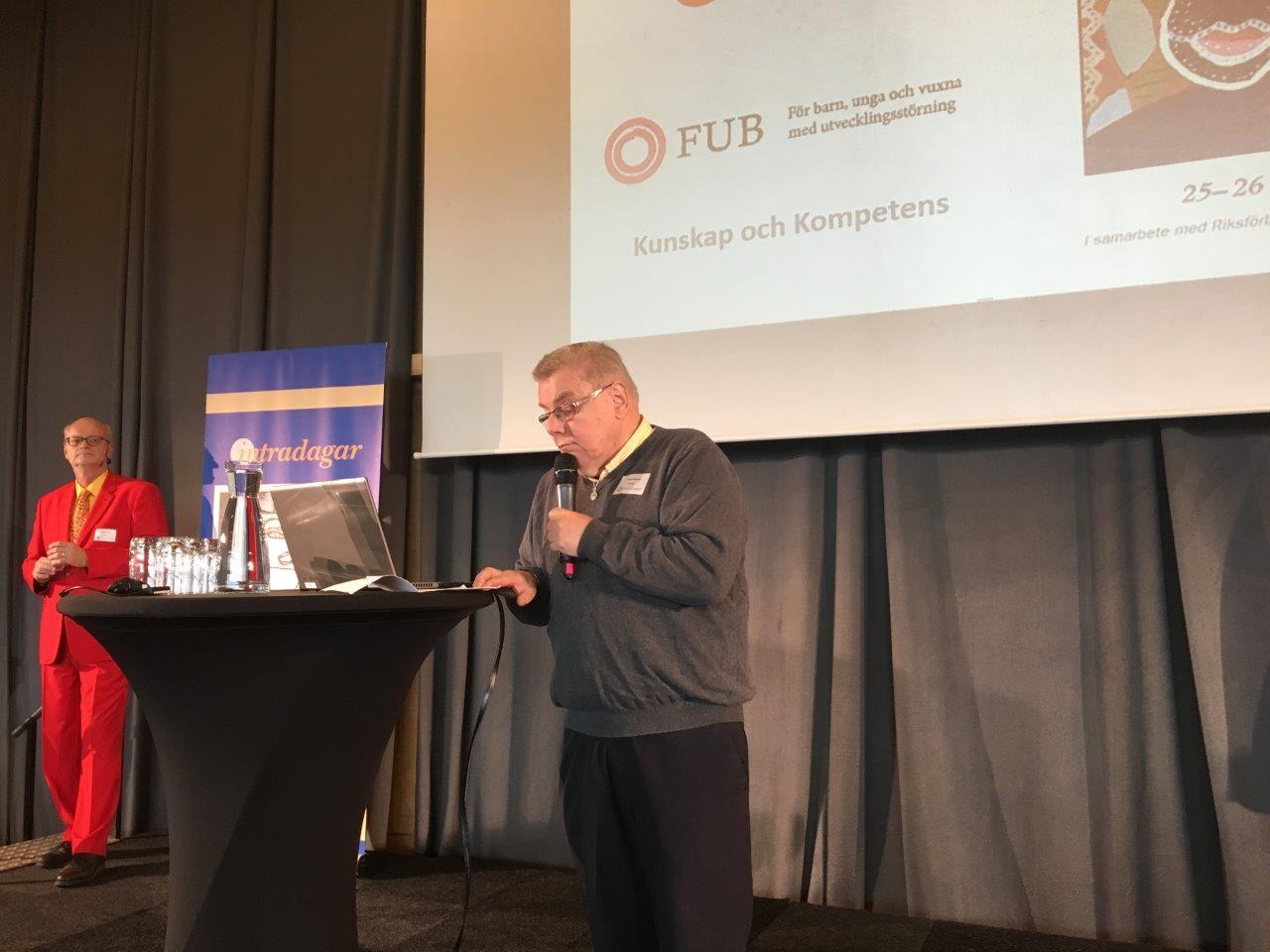 Intradagarna 2017 Thomas Jansson Conny Bergqvist