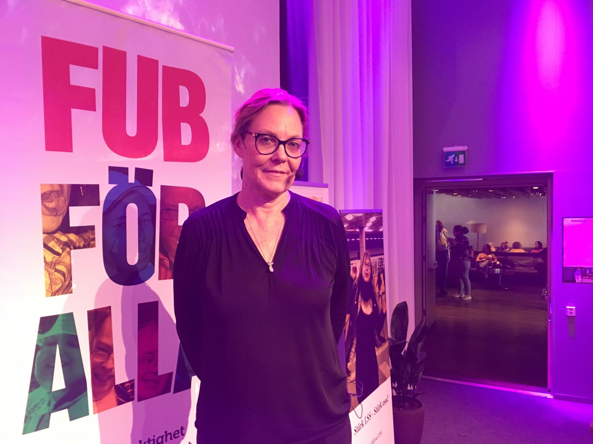 Intradagarna 2019: Gunilla Klingberg
