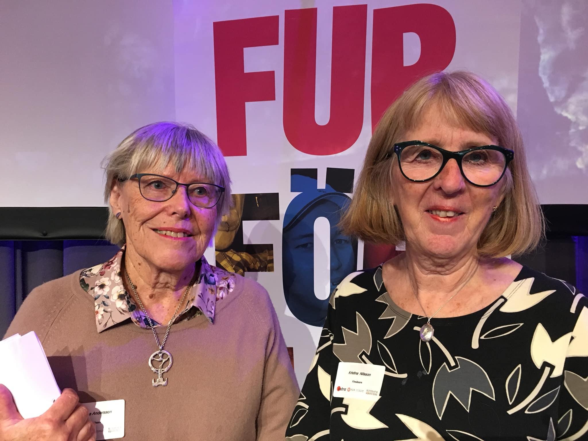 Intradagarna 2019: Kristina Andersson och Kristina Nilsson