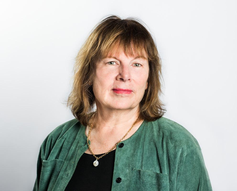 handläggare Inre Ringen Sverige Riksförbundet FUB Judith Timoney 2018 Fotograf: Linnea Bengtsson