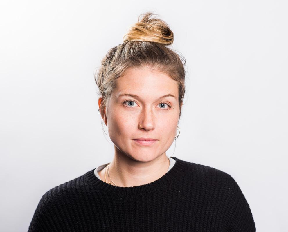 förbundsjurist Riksförbundet FUB Julia Henriksson 2018 Fotograf: Linnea Bengtsson