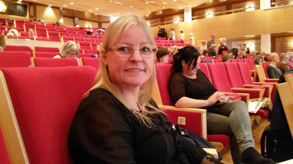 Kerstin Ivarson Ahlstrand från projektet Begripsam