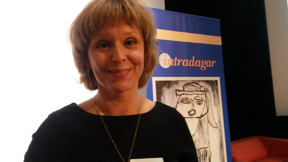 Linda Vikdahl, präst