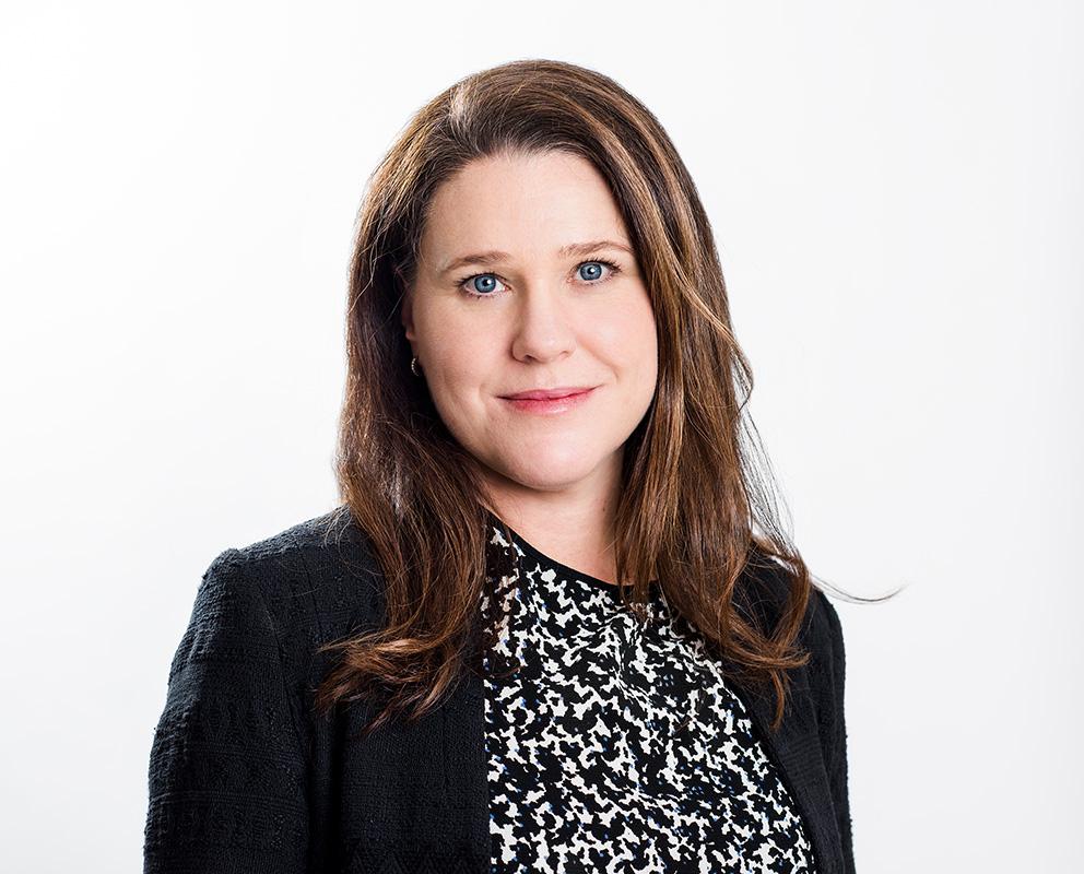 Maria Sundström kanslichef FUB Fotograf: Linnea Bengtsson