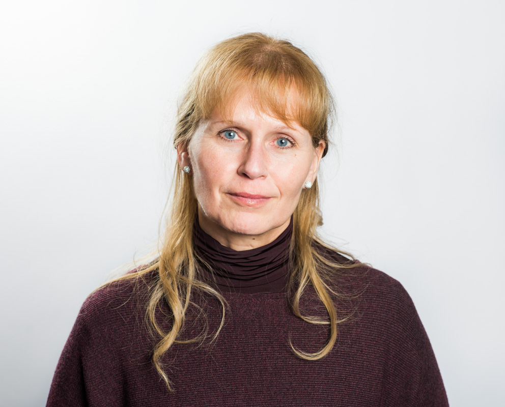 förbundsstyrelseledamot Monica Stjernsten 2018 Fotograf: Linnea Bengtsson