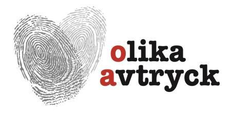 Olika Avtrycks logotyp