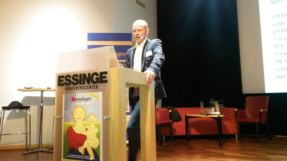 Pehr Granqvist, professor i psykologi