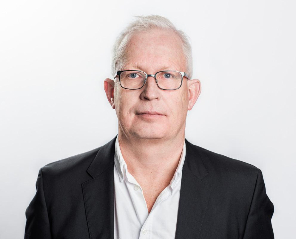 Unik försäkring ansvarig Per Liljeroos 2018 Fotograf: Linnea Bengtsson