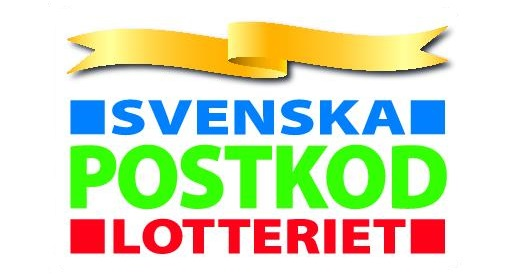 Postkodlotteriets logotyp