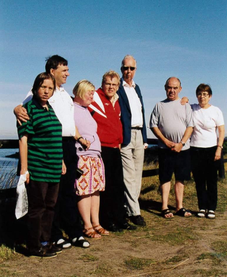 Riks-Klippans styrelse 2000
