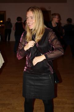 Marie-Elle är en hejare på att dansa