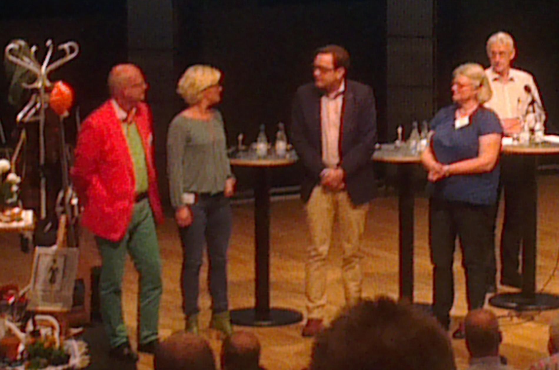 Thomas Jansson invaldes till styrelsen på Studieförbundet Vuxenskolans förbundsstämma