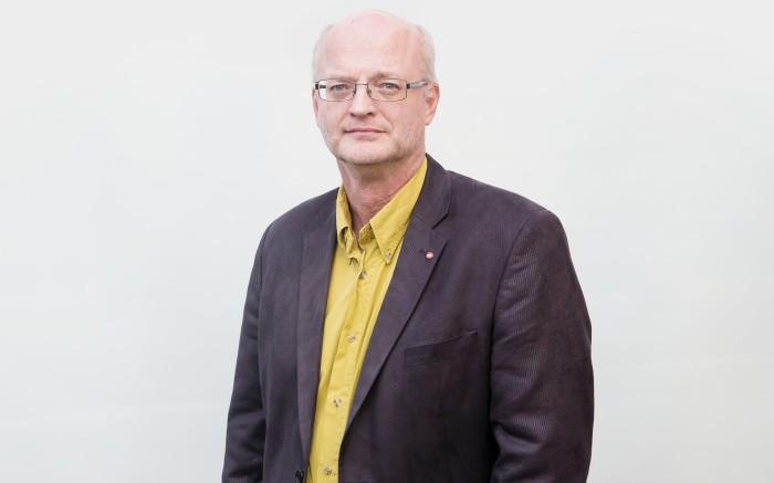Bild på Thomas Jansson ordförande FUB