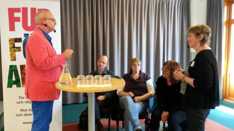Thomas Jansson, Pehr Granqvist, Therese Follin, Iren Åhlund, Ann-Marie Stenhammar