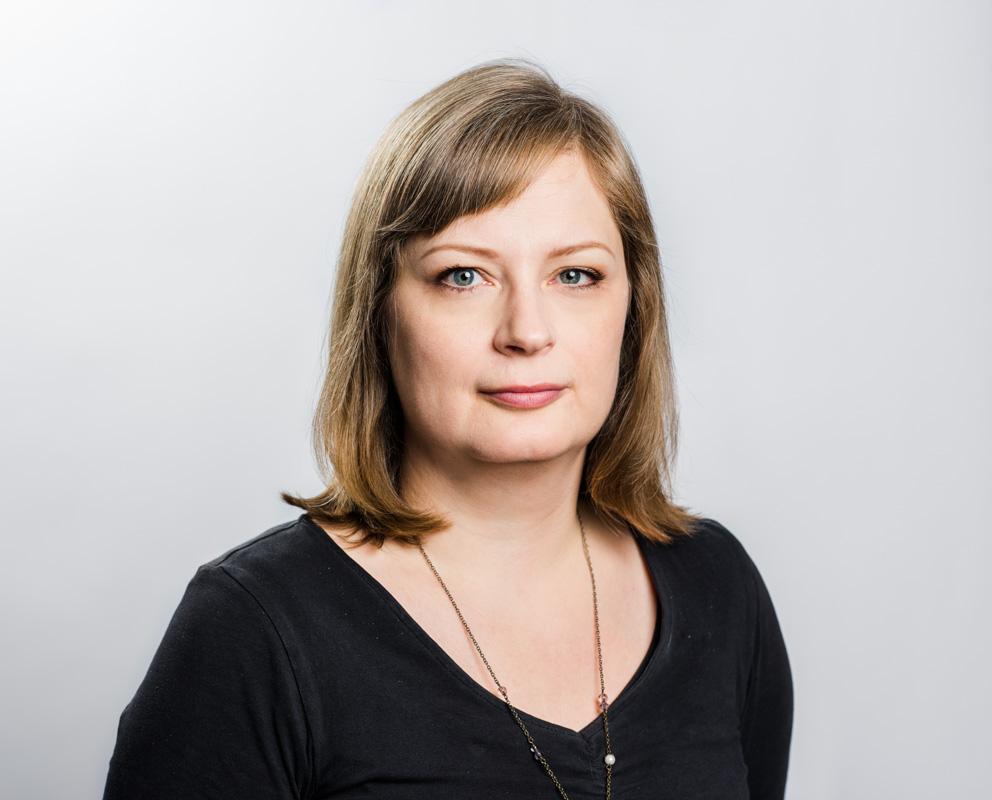 kommunikatör Victoria Sjöström 2018 Fotograf: Linnea Bengtsson