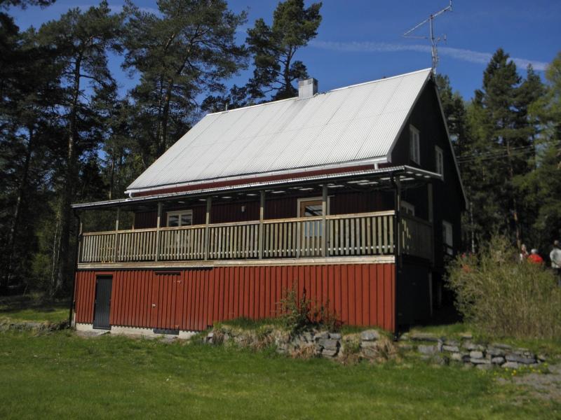 FUB-Gården Glava - Vy mot veranda