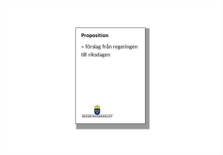 en_proposition_ar_ett_forslag_fran_regeringen_till_riksdagen_0