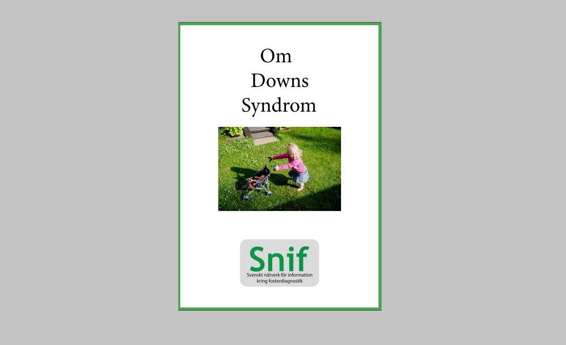 framsidan_av_snifs_broschyr_om_downs_syndrom