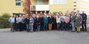 Medlemsrådgivare och rättsombud på kurs 2018