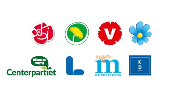 alla_riksdagspartiernas_logotyper