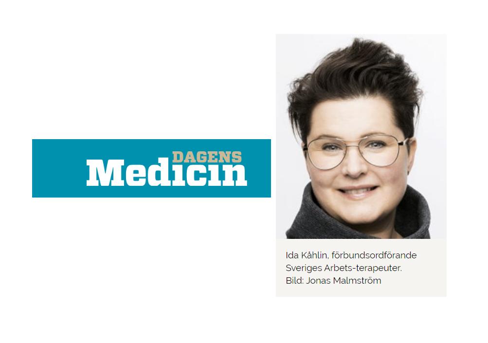 Dagens medicin Ida Kåhlin