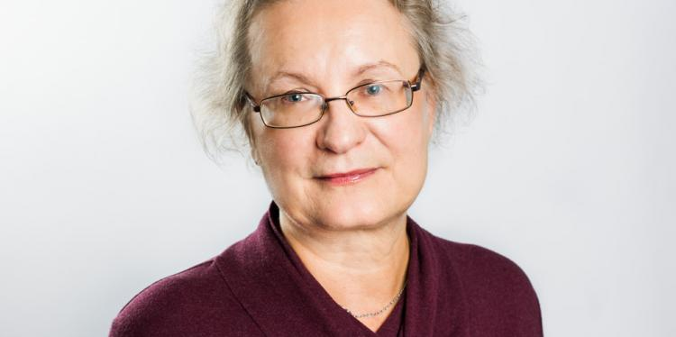 Eva Borgström Foto: Linnea Bengtsson