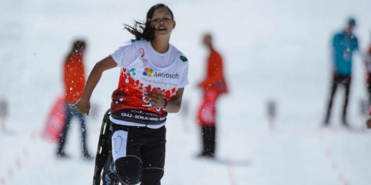 Snöskolöping, Special Olympics